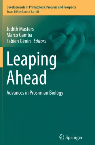 Leaping Ahead By Judith Masters