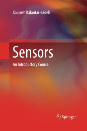 Sensors By Kourosh Kalantar-zadeh
