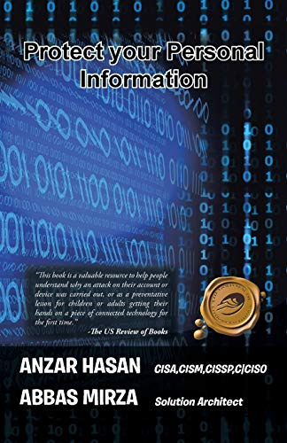 Protect Your Personal Information By Anzar Hasan