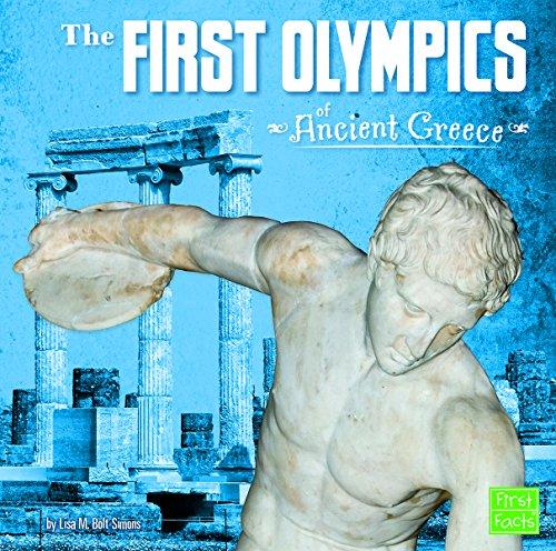 First Olympics By Lisa M. Bolt Simons