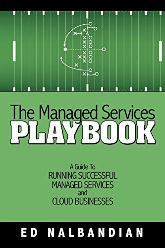 The Managed Services Playbook By Ed Nalbandian