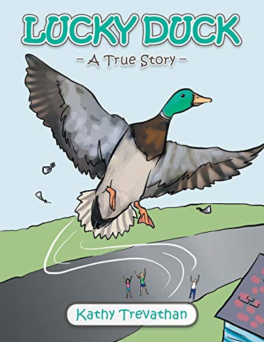 Lucky Duck By Kathy Trevathan