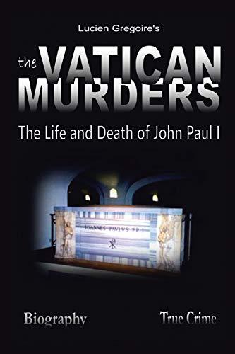 The Vatican Murders By Lucien Gregoire