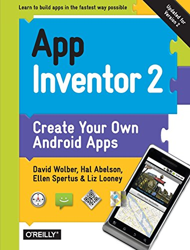 App Inventor 2, 2e by David Wolber