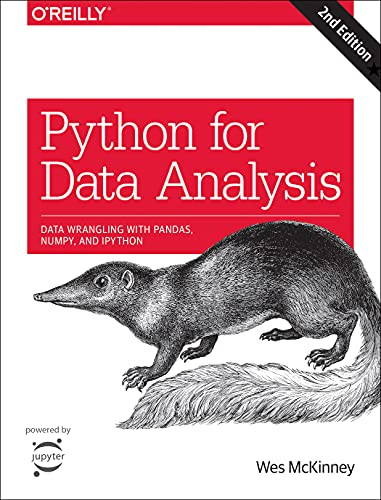 Python for Data Analysis, 2e By Wes McKinney
