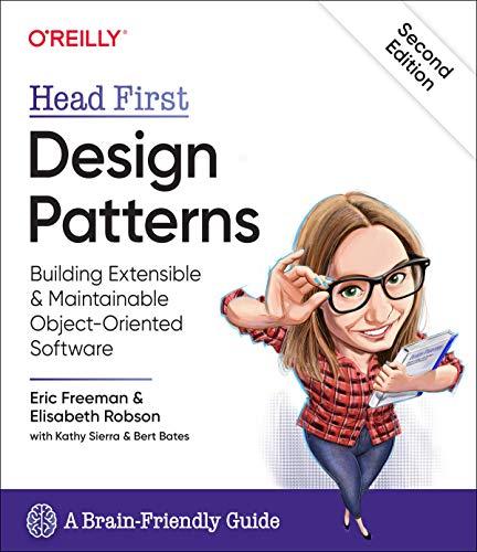 Head First Design Patterns By Eric Freeman