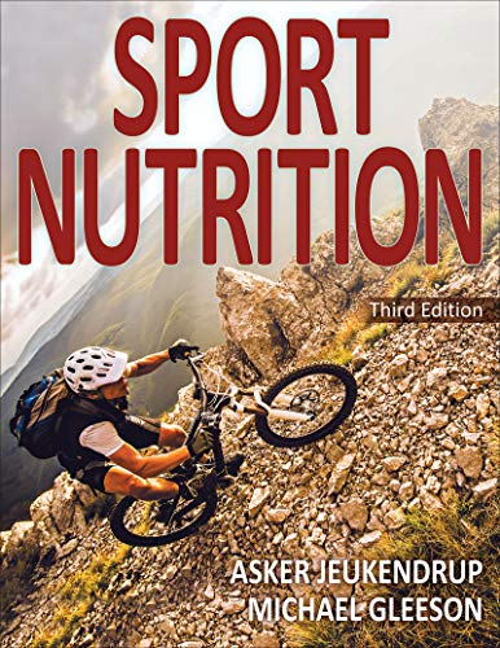 Sport Nutrition By Asker Jeukendrup