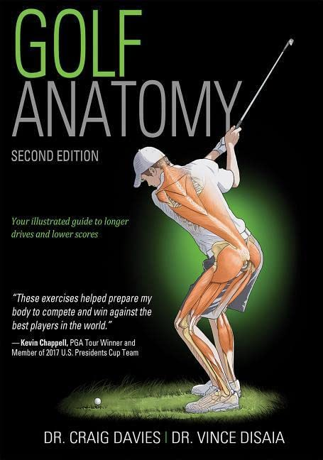 Golf Anatomy By Craig Davies