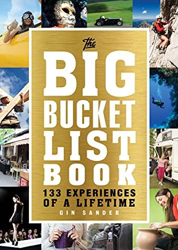 Big Bucket List Book By Gin Sander