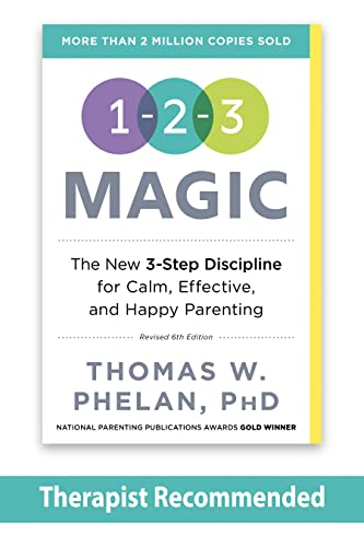 1-2-3 Magic By Thomas W. Phelan, Ph.D.