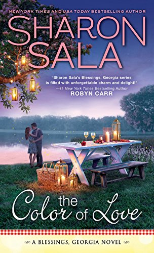The Color of Love By Sharon Sala