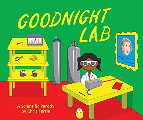 Goodnight Lab By Chris Ferrie