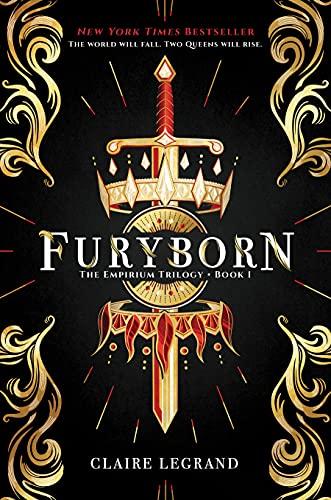 Furyborn von Claire Legrand