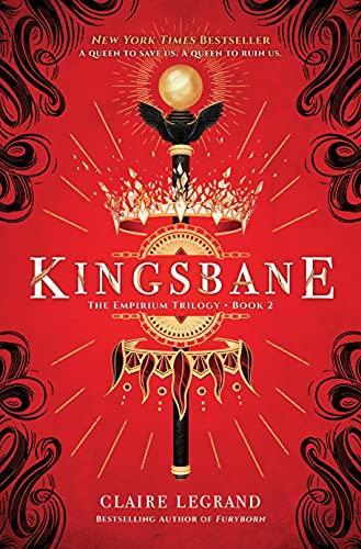 Kingsbane von Claire Legrand