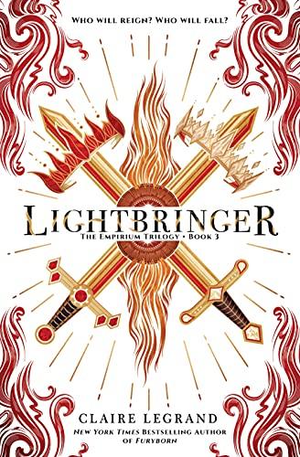 Lightbringer von Claire Legrand