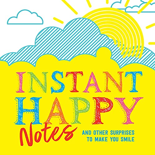Instant Happy Notes By Sourcebooks