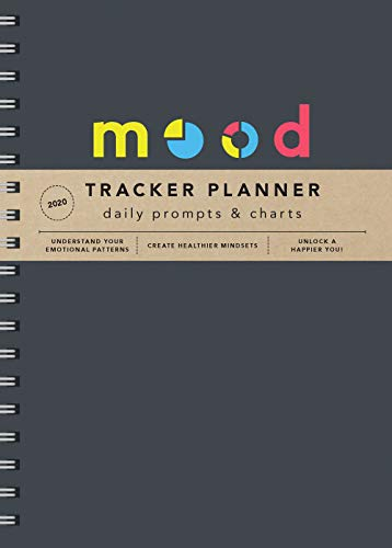 2020 Mood Tracker Planner By Sourcebooks