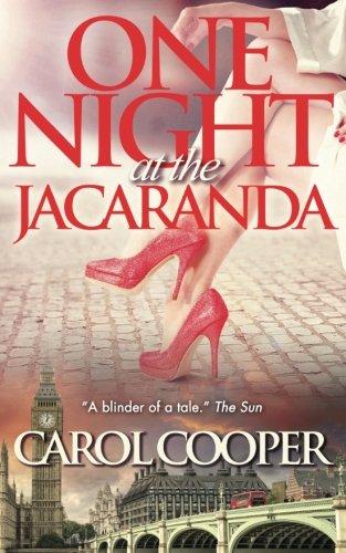 One Night at the Jacaranda By Dr. Carol Cooper