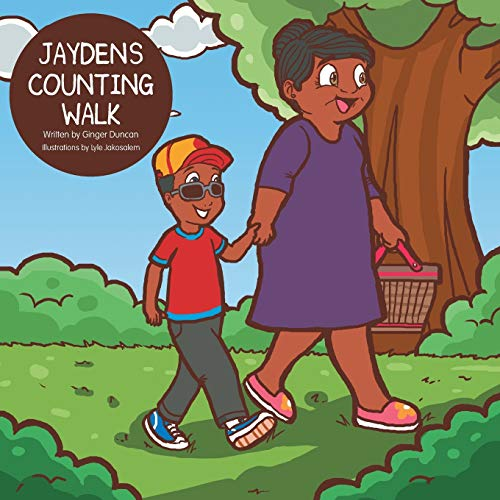 Jayden's Counting Walk By Ginger Duncan