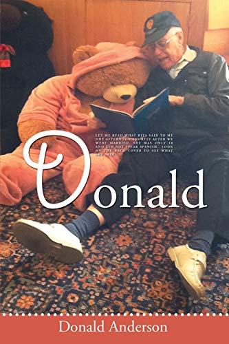 Donald By Donald Anderson