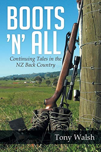 Boots 'n' All By Tony Walsh