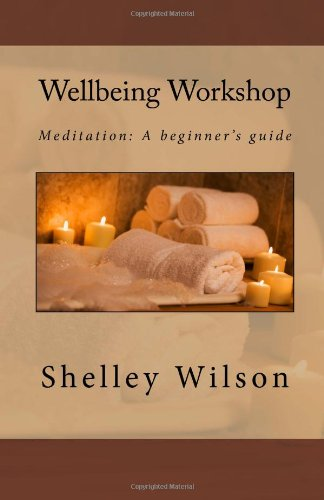 Wellbeing Workshop: Meditation: A beginner's guide: Volume 1 By Shelley Wilson