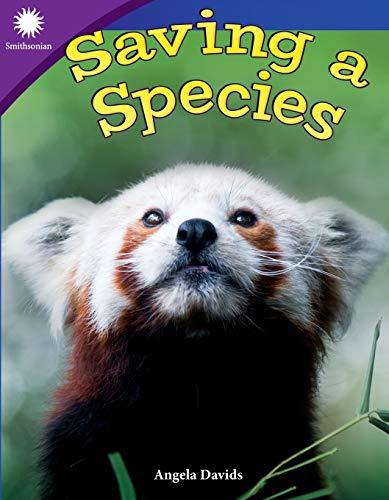 Saving a Species By Angela Davids