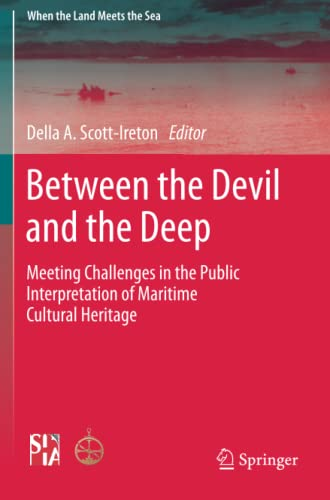 Between the Devil and the Deep By Della A. Scott-Ireton