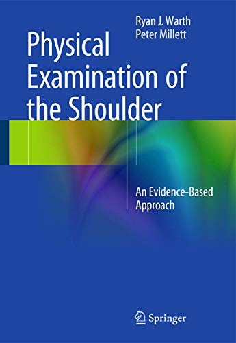 Physical Examination of the Shoulder By Ryan J. Warth