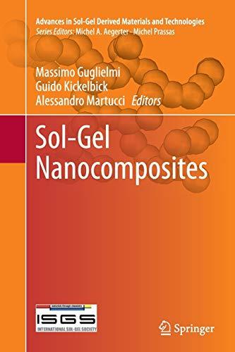 Sol-Gel Nanocomposites By Massimo Guglielmi