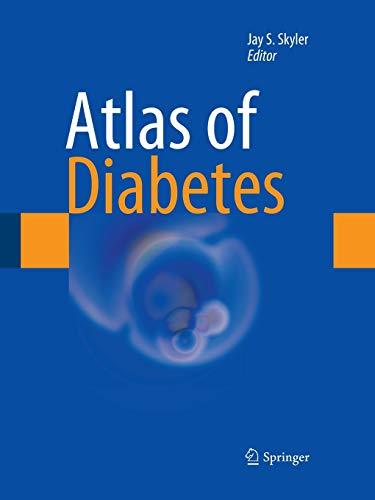 Atlas of Diabetes By Jay Skyler
