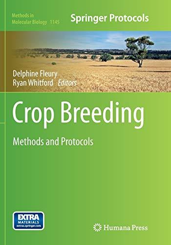 Crop Breeding By Delphine Fleury