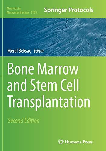 Bone Marrow and Stem Cell Transplantation By Meral Beksac