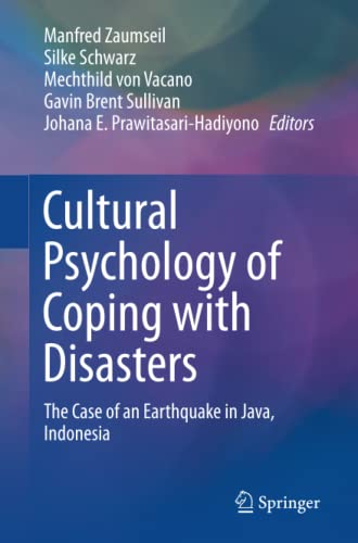 Cultural Psychology of Coping with Disasters By Manfred Zaumseil
