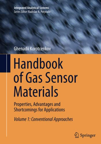 Handbook of Gas Sensor Materials By Ghenadii Korotcenkov