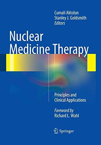 Nuclear Medicine Therapy By Cumali Aktolun