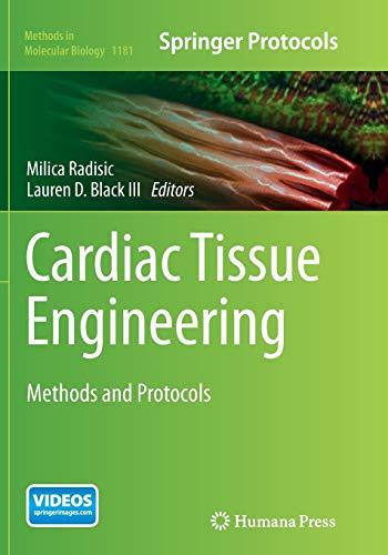 Cardiac Tissue Engineering By Milica Radisic