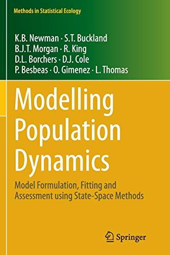 Modelling Population Dynamics By K. B. Newman