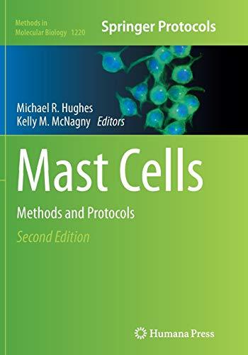 Mast Cells By Michael R. Hughes