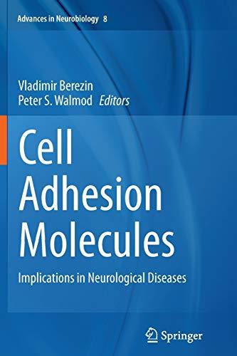 Cell Adhesion Molecules By Vladimir Berezin