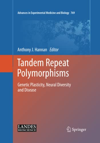 Tandem Repeat Polymorphisms By Anthony J. Hannan