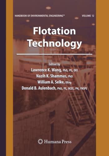 Flotation Technology By Lawrence K. Wang