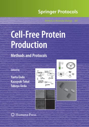 Cell-Free Protein Production By Yaeta Endo