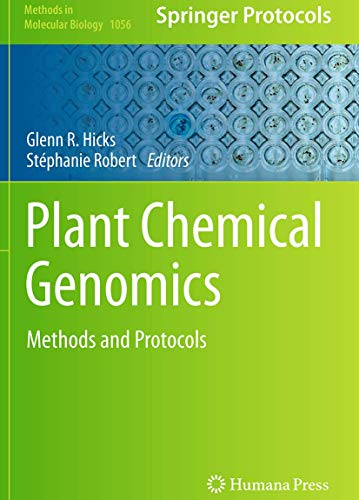 Plant Chemical Genomics By Glenn R Hicks