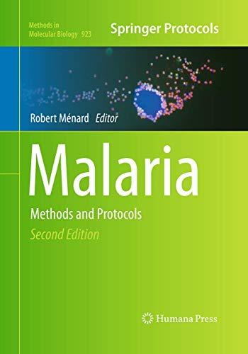 Malaria By Robert Menard