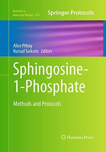 Sphingosine-1-Phosphate By Alice Pebay