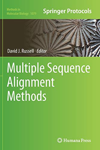 Multiple Sequence Alignment Methods By David J Russell