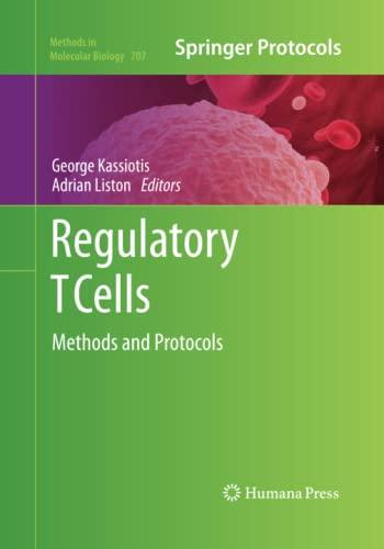 Regulatory T Cells By George Kassiotis
