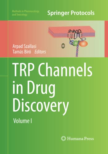 TRP Channels in Drug Discovery By Arpad Szallasi