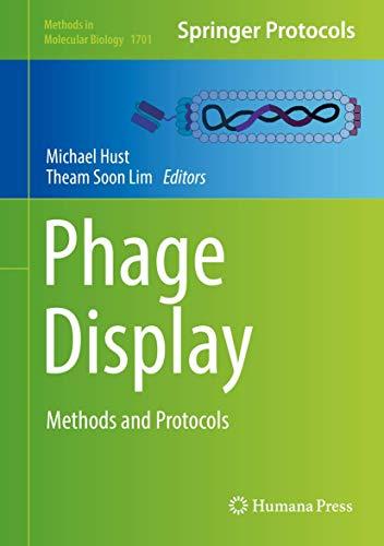 Phage Display By Michael Hust